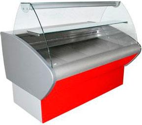 Длинная холодильная витрина Полюс ВХС-1,8