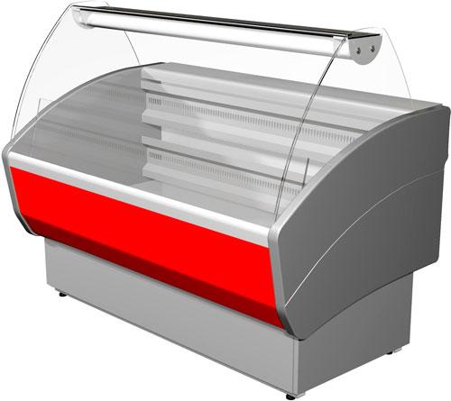 Морозильная витрина Полюс ВХСн-1,2 Эко