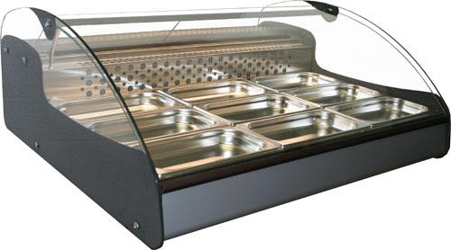 Настольная охлаждаемая витрина Полюс ВХСр-1,0 Арго XL Техно