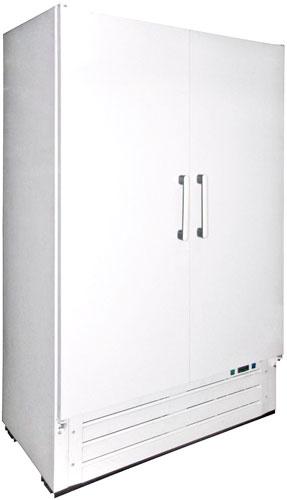 Двухдверный морозильный шкаф Марихолодмаш Эльтон 1,0Н