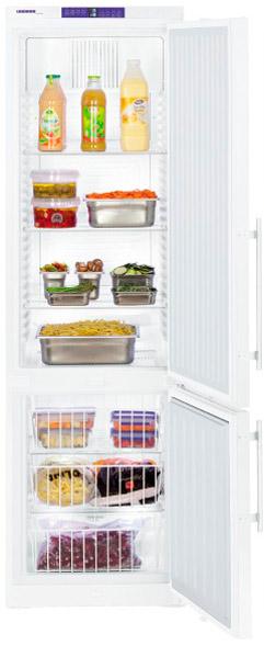 Холодильно-морозильный шкаф Liebherr GCv 4010