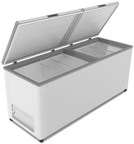 Морозильный ларь с двумя крышками Frostor F 700 SD