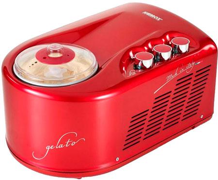 Автоматическая мороженица Nemox GELATO Pro 1700 up red