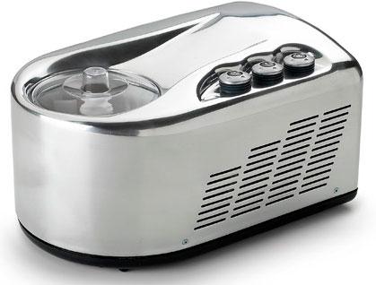 Автоматическая мороженица Nemox Gelato Pro 1700 chrome