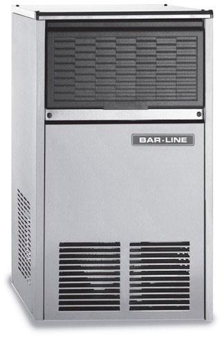 Льдогенератор кубикового льда Scotsman В 5522 WS