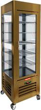 Кондитерская вертикальная витрина Hicold VRC 350 Bz