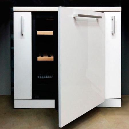 Встраиваемый винный шкаф IP Industrie CIR 140 CFU