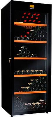 Винный шкаф Climadiff DVP265G