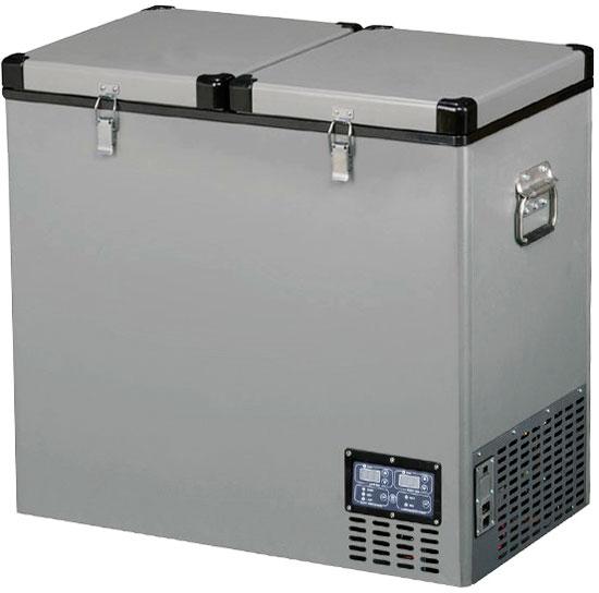 Универсальный холодильник Indel B TB118 Steel
