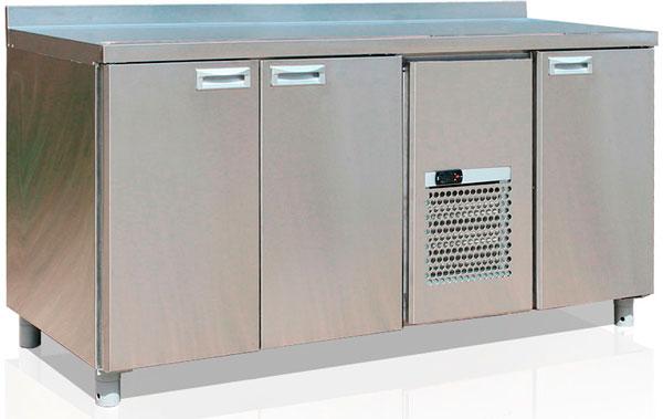 Холодильный стол Carboma BAR-480