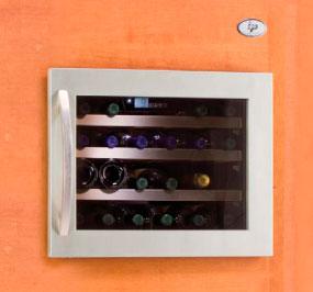 Встраиваемый винный шкаф IP Industrie JG 22 AX