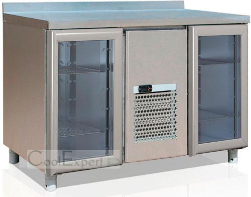 Холодильный стол Carboma BAR-320С