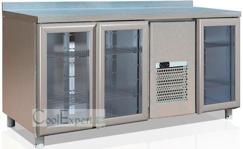 Холодильный стол Carboma BAR-480С