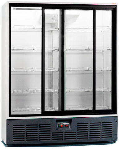 Холодильный шкаф-купе Ариада R1400 VC