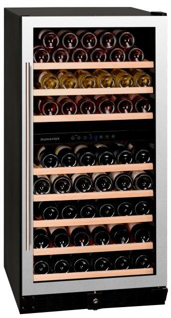Винный шкаф Dunavox DX-94.270SDSK