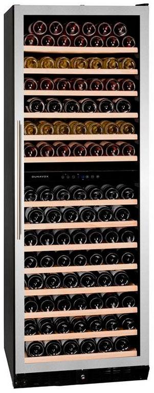 Винный шкаф Dunavox DX-181.490SDSK