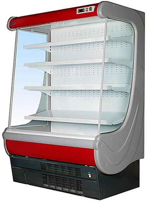 Холодильная горка Enteco ВИЛИЯ 130 ВС