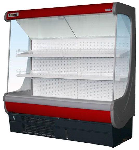 Холодильная горка для фруктов Enteco ВИЛИЯ 130 ВВ