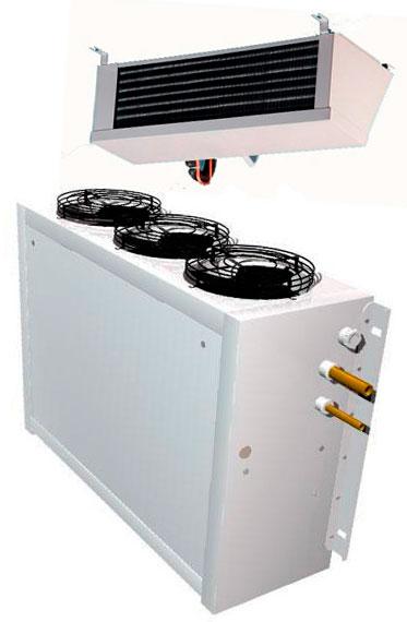 Среднетемпературная сплит-система Ариада KMS 335T
