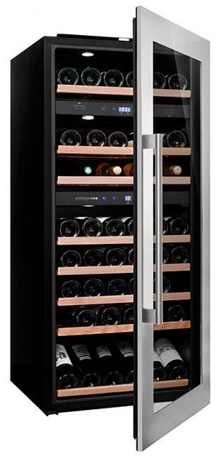 Встраиваемый винный холодильник Climadiff AV93X3ZI/1