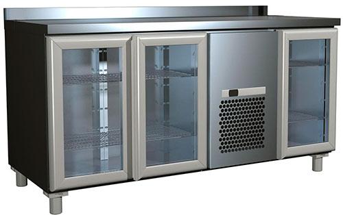 Холодильный стол Carboma 3GNG/NT