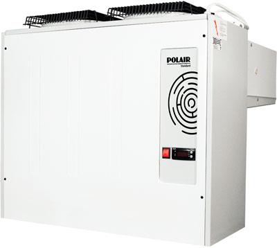 Среднетемпературный холодильный моноблок Polair MM218S