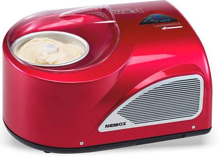 Компрессорная мороженица Nemox GELATO NXT-1 automatica RED