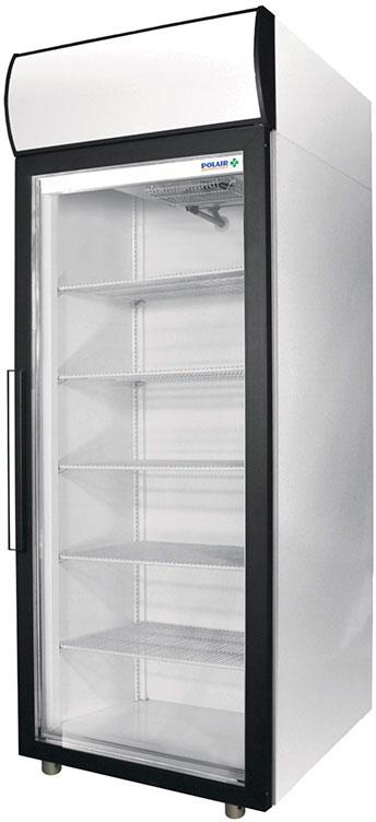 Фармацевтический холодильный шкаф Polair ШХФ-0,7 ДС