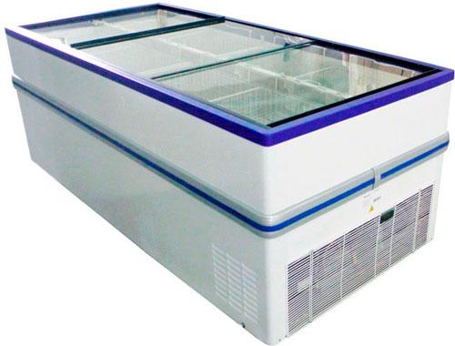 Ларь-бонета Снеж Bonvini BF-2100 L синий