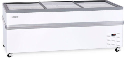 Ларь-бонета Снеж Bonvini BF-2500 L серый