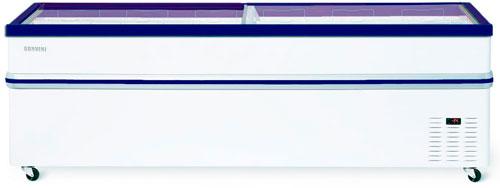 Ларь-бонета Снеж Bonvini BF-2500 L синий