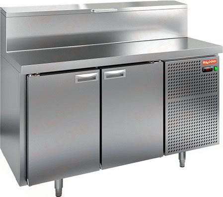 Холодильный стол для пиццы Hicold PZ2-11/GN (1/6H)