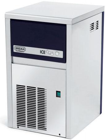 Льдогенератор кубикового льда Brema CB 184A INOX