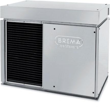 Льдогенератор чешуйчатого льда Brema Muster 600