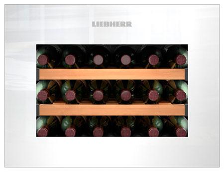 Встраиваемый винный холодильник Liebherr WKEgw 582