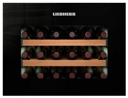 Встраиваемый винный холодильник Liebherr WKEgb 582