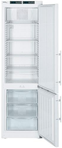 Лабораторный двухкамерный холодильник Liebherr LCexv 4010