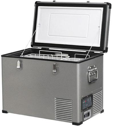 Компрессорный автохолодильник Indel B TB46