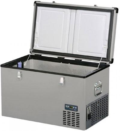 Большой автохолодильник Indel B TB74 Steel