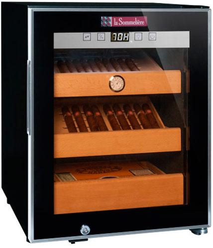 Холодильник для сигар La Sommeliere CIG251