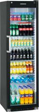 Холодильный шкаф со стеклянной дверцей Liebherr FKDv 4523 Premium Plus