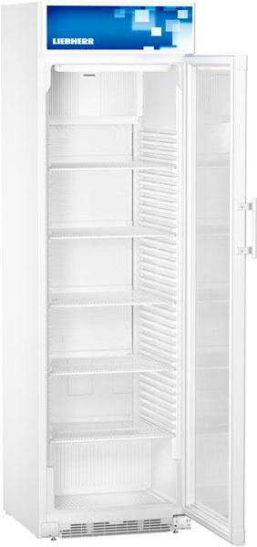 Холодильный шкаф со стеклянной дверью Liebherr FKDv 4213