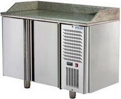 Холодильный стол для пиццы Polair TM2GNpizza-G