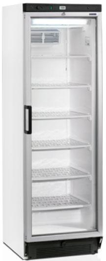 Морозильный шкаф с прозрачной дверцей Tefcold UFFS370G