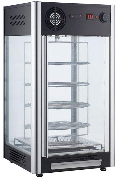 Настольная холодильная витрина Cooleq CW-108