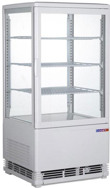 Настольный холодильник-витрина Cooleq CW-70