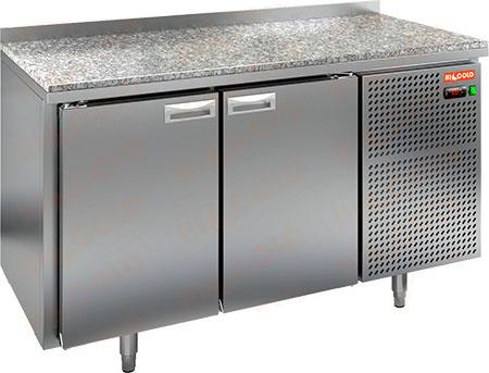 Холодильный стол Hicold GN 11/TN камень