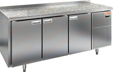 Холодильный стол Hicold GN 111/TN камень