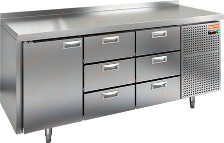 Холодильный стол Hicold GN 133/TN