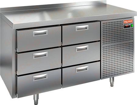 Холодильный стол Hicold GN 33/TN